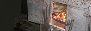 Maple Sugaring evaporator